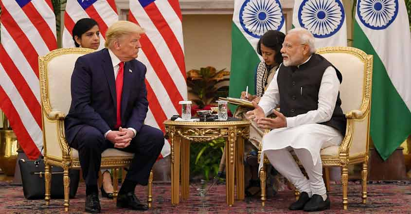 PM Modi not in 'good mood' over border row with China: Trump