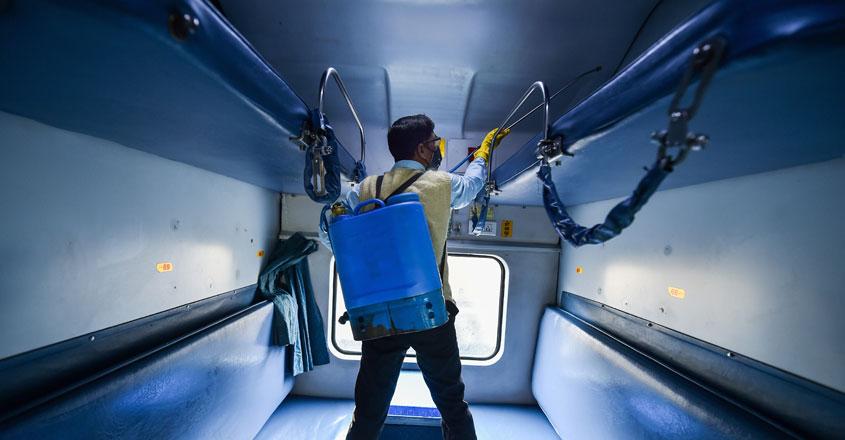 No curtains, blankets in trains amid coronavirus outbreak: Railways