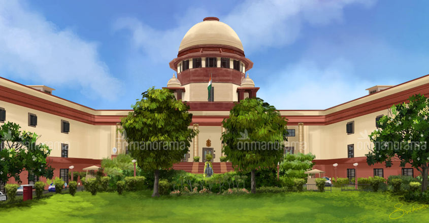 SC restrains Sudarshan TV from telecasting programme, says it apparently vilifies Muslims