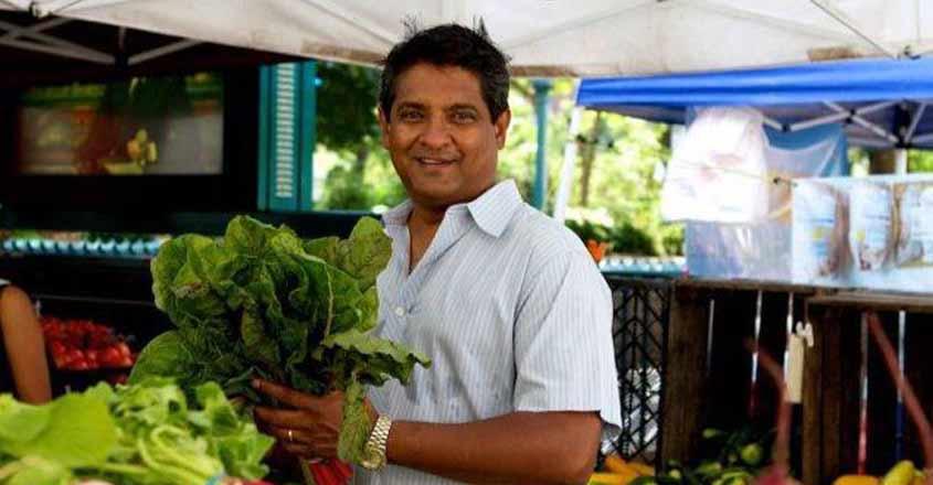 Popular Indian chef Floyd Cardoz dies of COVID-19 in New York