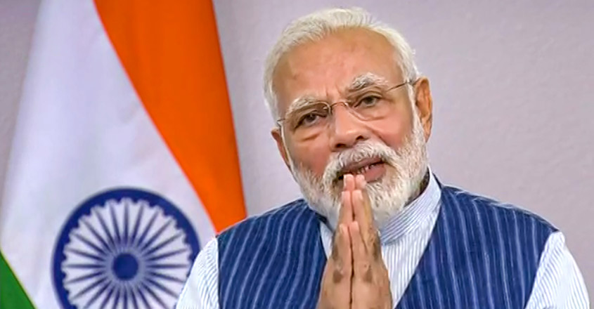 COVID-19: India lockdown extended till May 3, announces PM Modi