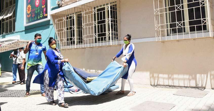 46 Keralite nurses at Mumbai hospital test positive for COVID-19