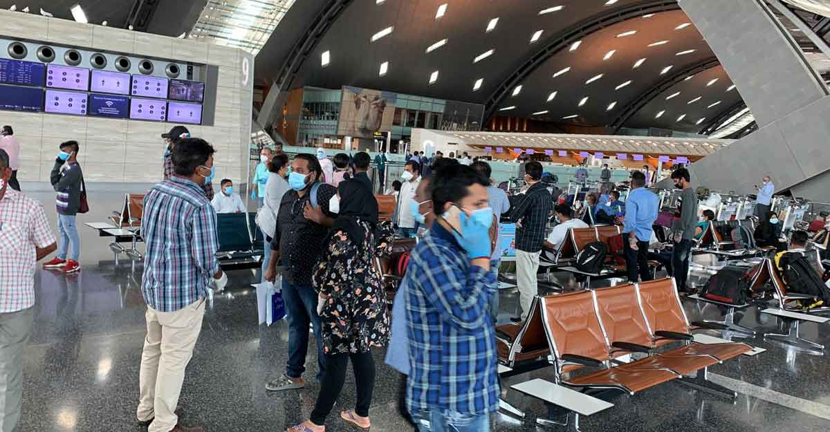 doha-airport-indians