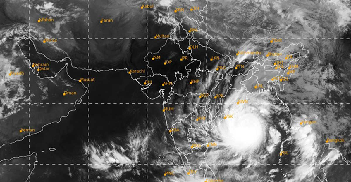 India braces for cyclone 'Amphan', yellow alert in 9 Kerala districts