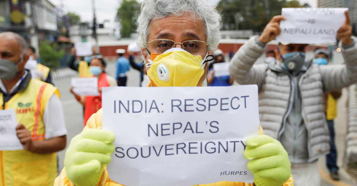 Now, Nepal picks up border row with India