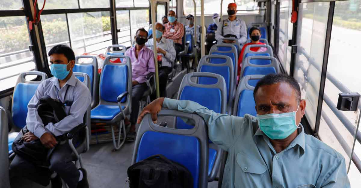 social distancing india