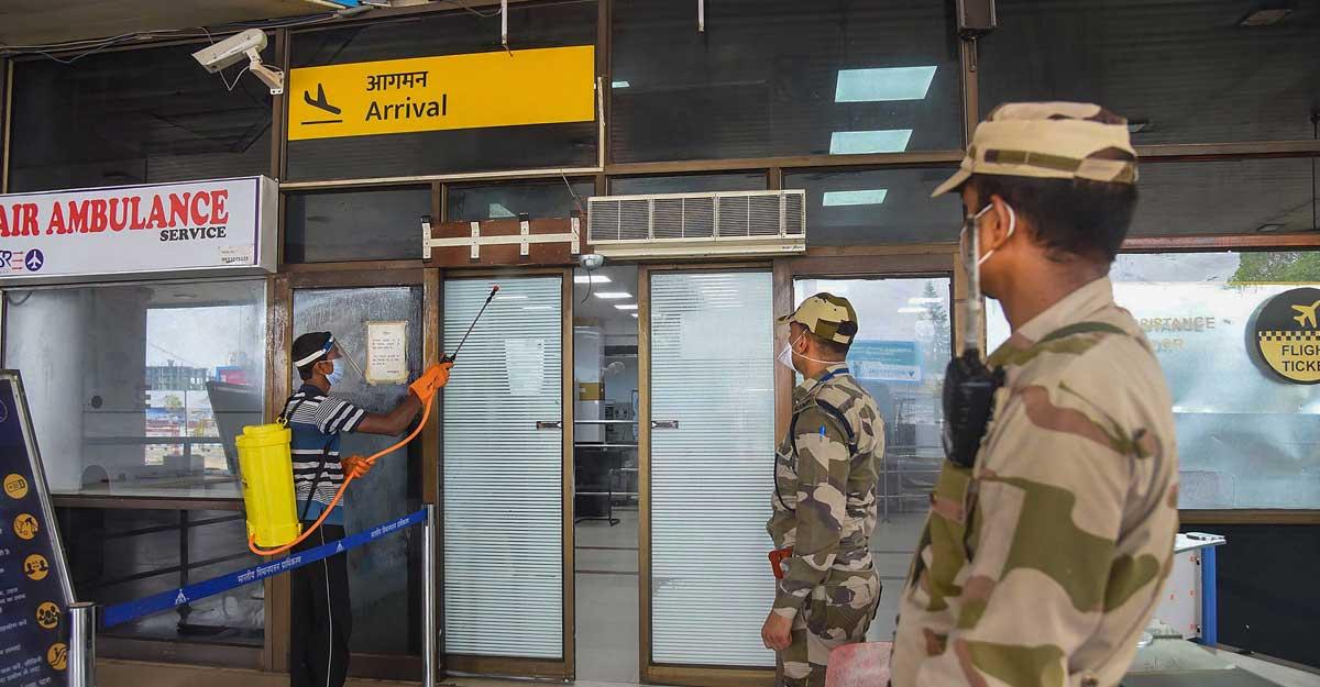 Domestic passenger flights to resume Monday amid confusion over protocols, quarantine