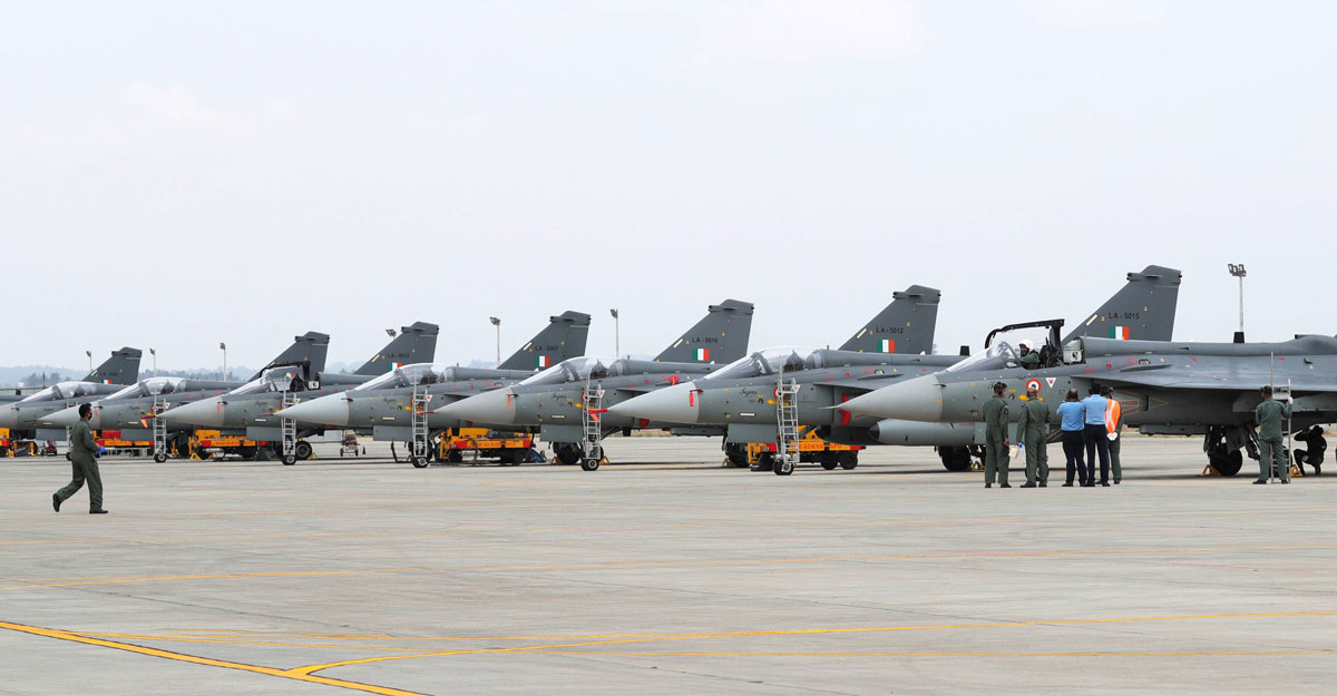 India to procure 83 Tejas light combat aircraft for Rs 48,000 crore