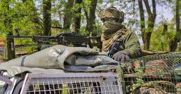 Two militants killed in encounter in J&K's Kulgam, Army man suffers injury