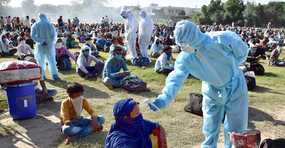 A pandemic and the travails of a global migrant population