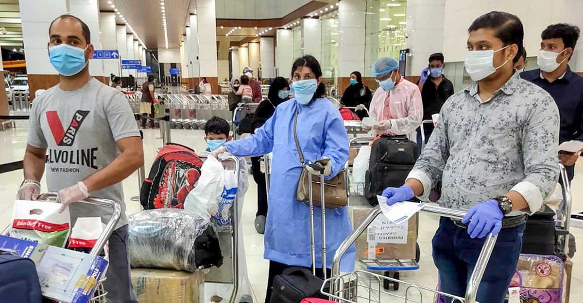 3 Keralite nurses test COVID positive in Kuwait on return from Cochin