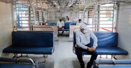 Travelling by train during COVID-19? Follow these guidelines