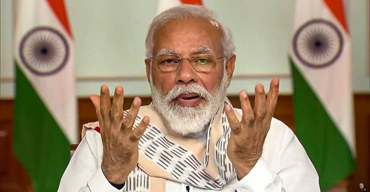 PM Modi to address the nation at 4pm today