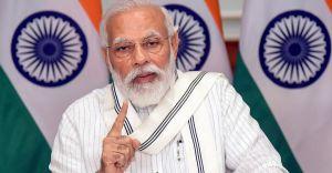 India united in fight against terrorism, expansionism: Modi
