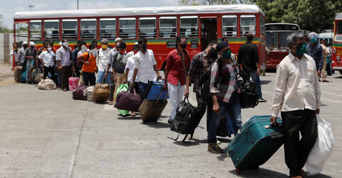 Lockdown effect: Mass exodus from cities triggers village property disputes