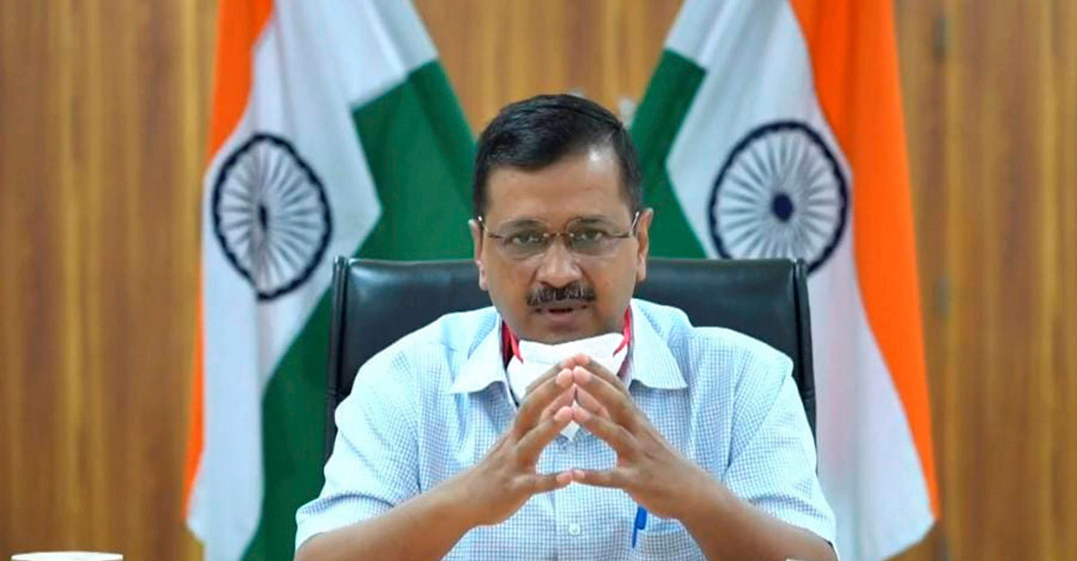 Arvind Kejriwal Assures More ICU Beds in Delhi Government Hospitals