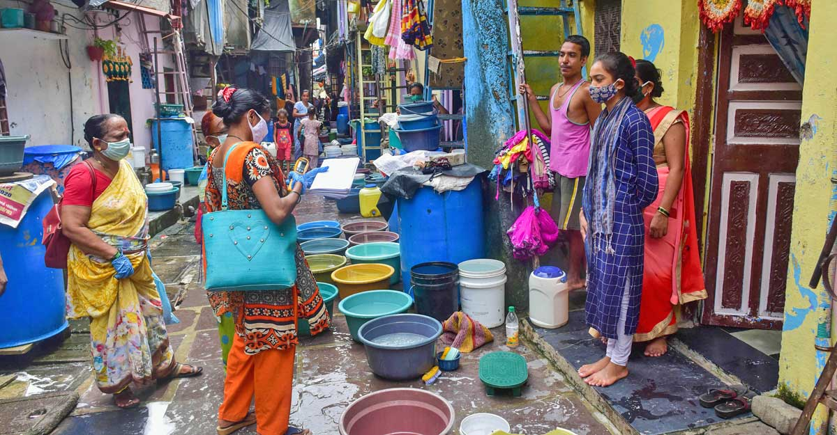 WHO chief praises efforts to control COVID-19 in Mumbai's Dharavi