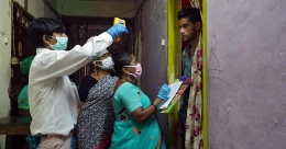 COVID-19: India reports 56k new cases, tally rises to 19.6 lakh