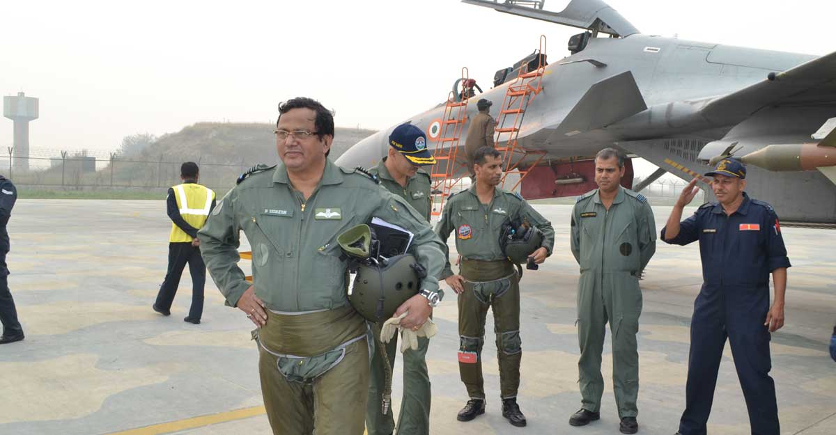 India must leapfrog in military technologies: Air Marshal Suresh
