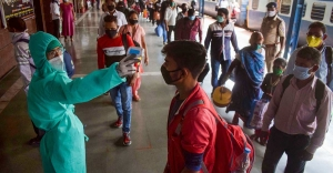 COVID-19: India sees 52,509 more positive cases, 857 deaths; Vaccine trials enter Phase 2
