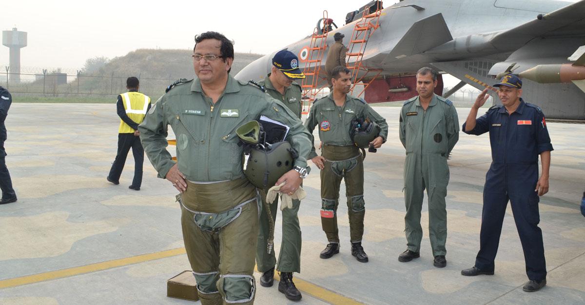 Air Marshal Balakrishnan Suresh