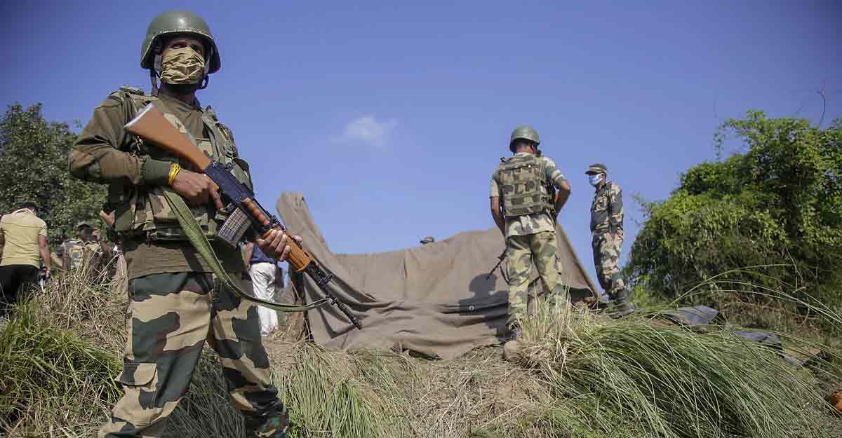 BSF discovers tunnel along India-Pak border in Jammu, foils infiltration bid