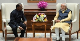 Manoj Sinha appointed as Jammu & Kashmir Governor after G C Murmu's resignation
