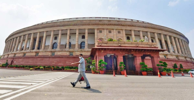 Parliament's Monsoon session likely to be cut short as COVID-19 cases rise among MPs