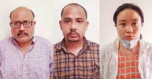 Chinese spy racket: Journo Rajeev Sharma sent to 7-day police custody