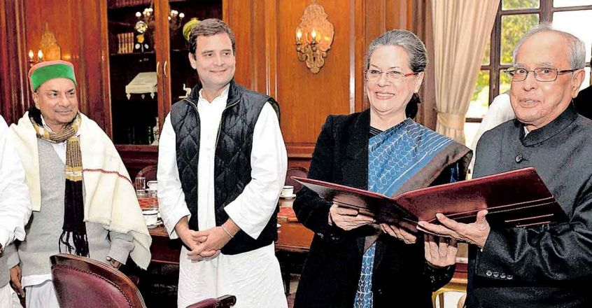 Pranab, the ultimate Indira loyalist who worked with three generations of Gandhis