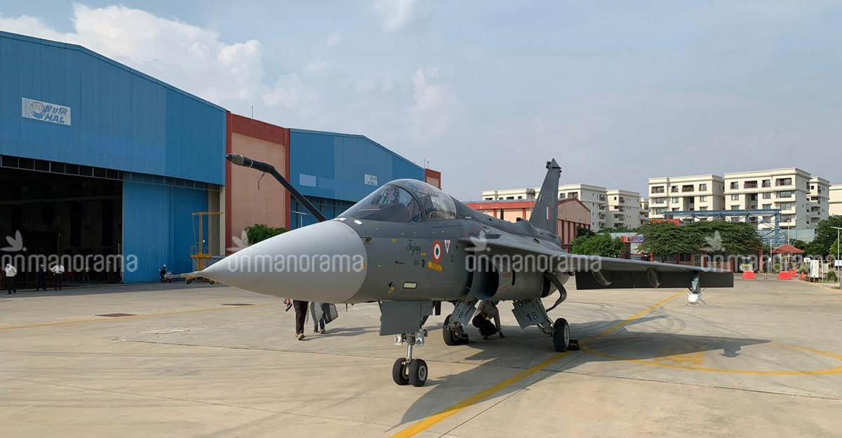 HAL readies Tejas SP-22 & SP-23 fighters for first flights