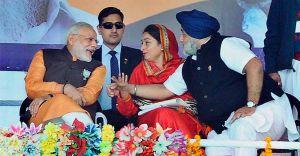 BJP's oldest ally Shiromani Akali Dal quits NDA over Farm Bills