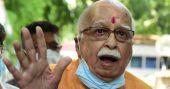 Babri demolition case: Advani welcomes verdict by chanting 'Jai Shri Ram'