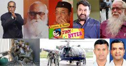 Tiny Bytes | Bharat Ratna, Padma Awards, Cloned monkeys in China and more