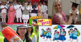 Tiny Bytes: Modi 2.0, school reopening, world's tiniest baby and more