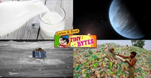 Tiny Bytes: Water found on on super-Earth exoplanet, milk is costlier than petrol in Pakistan and more
