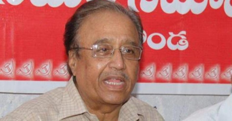 Not symbolic, Meira Kumar will give a tough fight: Sudhakar Reddy