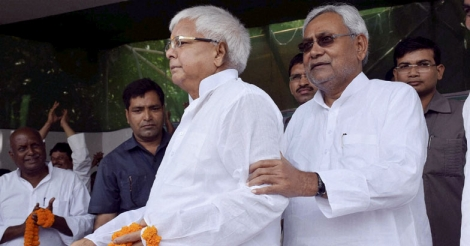 Lalu, Nitish are together again - after 20 years