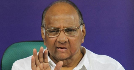 Pawar launches counter attack after Modi diatribe
