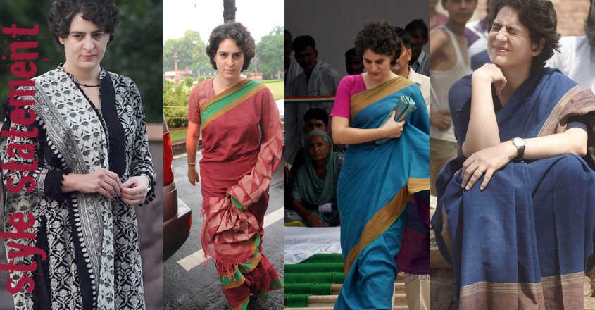 Chic and dignified, Priyanka's sartorial elegance is uber cool
