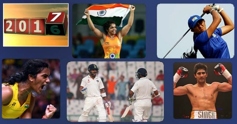 A year of sporadic achievements for Indian sportspersons