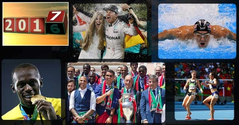Best of world sports 2016