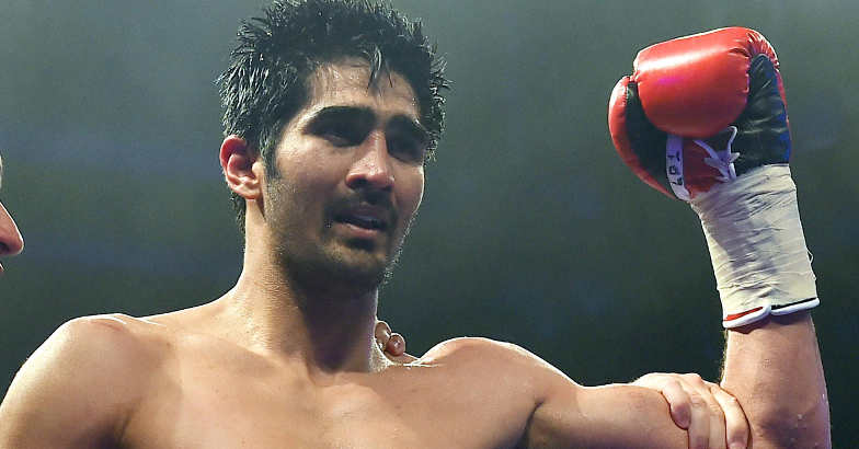 Vijender Singh becomes father again, blessed with baby boy