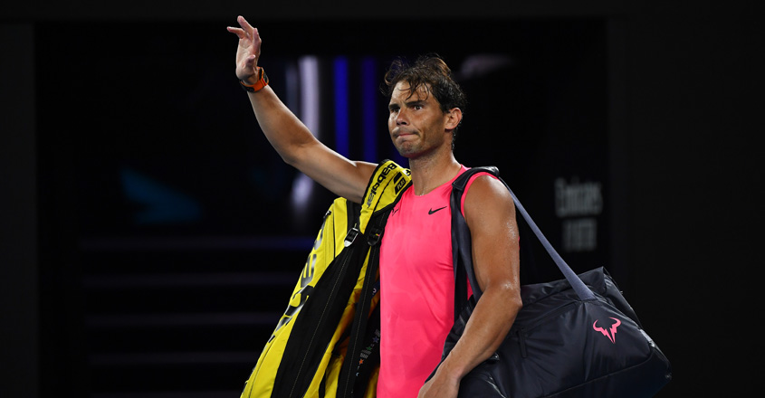 Nadal exits Australian Open after defeat to Dominic Thiem