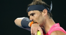 2020 is practically lost: Nadal