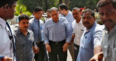 I'm here to ensure stability, now focus on business: Ratan Tata to top executives