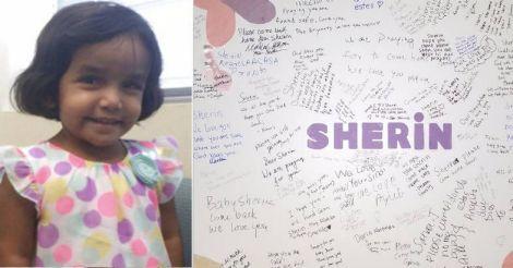 Hundreds pray for safe return of missing Indian toddler Sherin Mathews in US