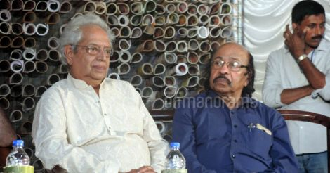 Literary festivals a must when people are killed for dissenting voices: Zacharia