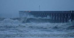 Tropical storm Hanna becomes first hurricane of 2020 Atlantic season