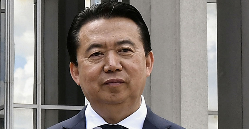 Interpol president Meng Hongwei reported missing during trip to China